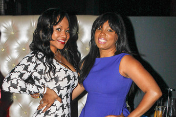 Monyetta Shaw Grey Goose Cherry Noir Hosts Hotel Noir During The Essence Music Festival
