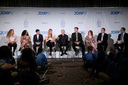 A view of the panel during the JDRF 2019 Children's Congress on July 09, 2019 in Washington, DC.