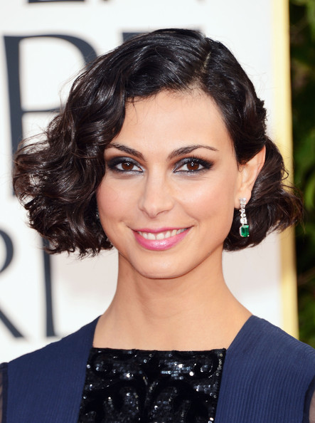 Morena Baccarin - 70th Annual Golden Globe Awards - Arrivals