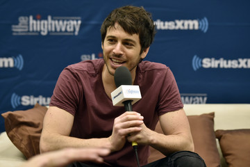 Morgan Evans SiriusXM's The Highway Channel Broadcasts Backstage Leading Up To The ACMs