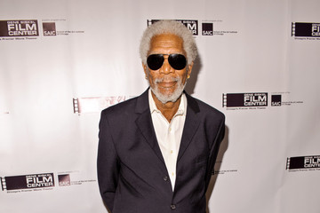 Morgan Freeman Gene Siskel Film Center Honors Morgan Freeman