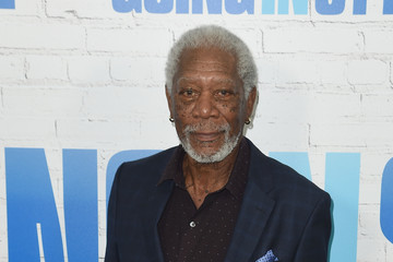 Morgan Freeman 'Going in Style' New York Premiere - Outside Arrivals