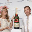 Morgan Miller Moet & Chandon Toasts The 140th Kentucky Derby