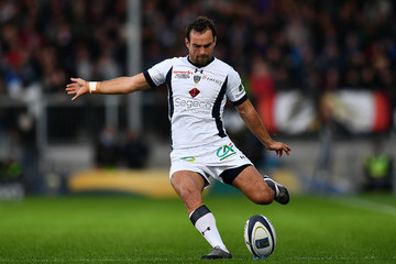 Morgan Parra Exeter Chiefs v ASM Clermont Auvergne - European Rugby Champions Cup