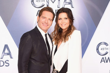 Morgan Petek 49th Annual CMA Awards - Arrivals
