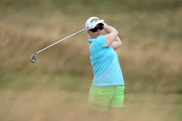 Morgan Pressel Ricoh Women's British Open - Day Three