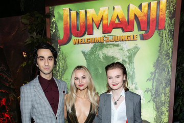 Morgan Turner Premiere of Columbia Pictures' 'Jumanji: Welcome to the Jungle' - Red Carpet