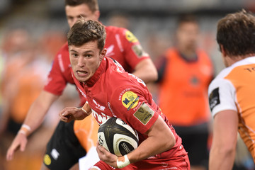 Morgan Williams Toyota Cheetahs and Scarlets  - Guinness Pro14  Round 10