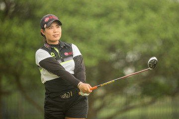 Moriya Jutanugarn Volunteers of America North Texas Shootout - Round Three