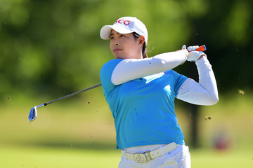 Moriya Jutanugarn Walmart NW Arkansas Championship Presented By P&G - Round One