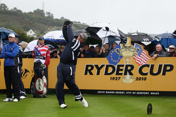 Phil Mickelson Martin Kaymer Morning Fourball Matches-2010 Ryder Cup