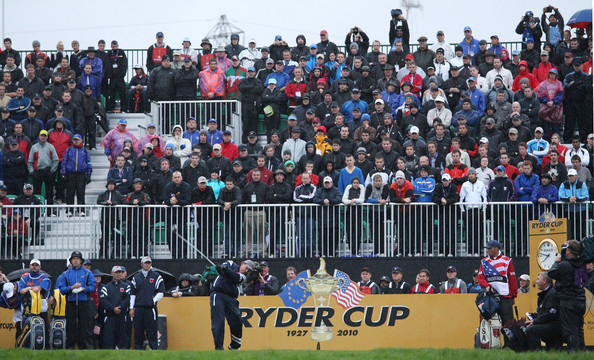 Morning Fourball Matches-2010 Ryder Cup