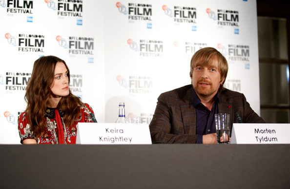 'The Imitation Game' Press Conference —Part 2