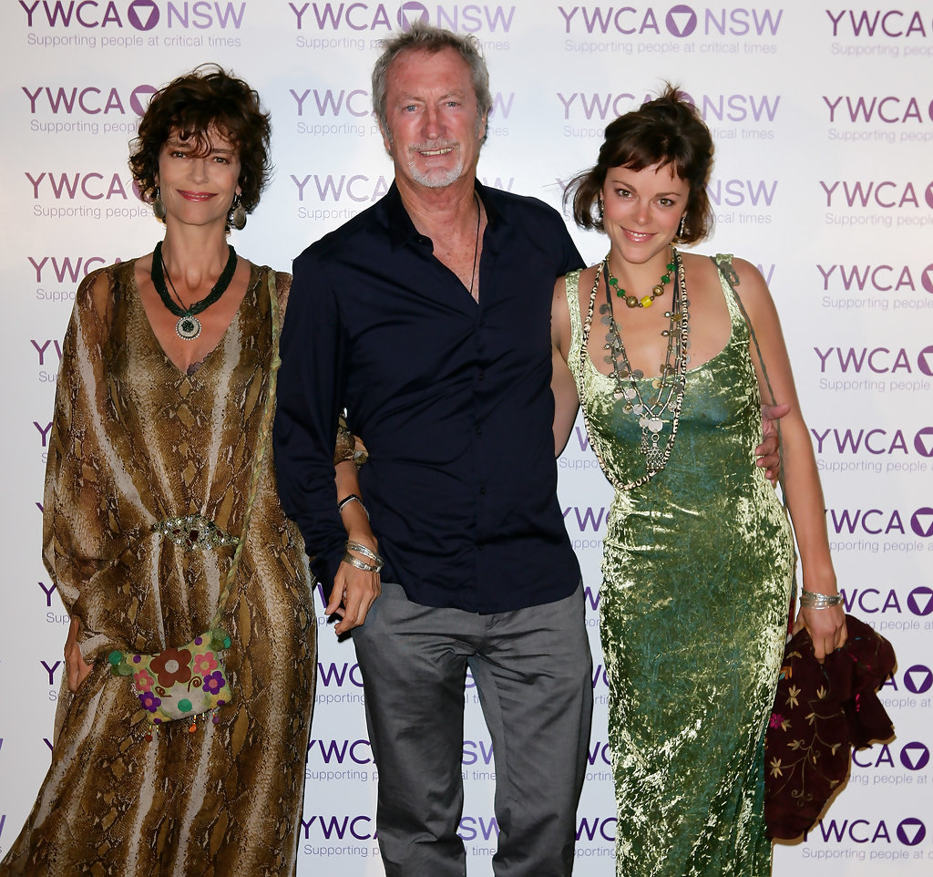 Bryan Brown And Rachel Ward Photos Photostream Pictures Mother Of All At Randwick Racecourse