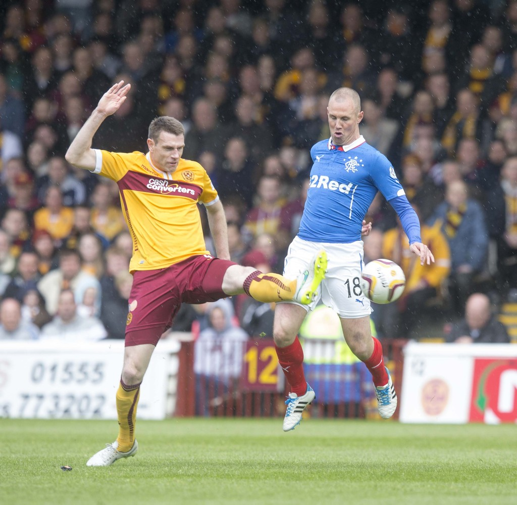 motherwell vs rangers - photo #14