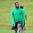 Moussa Dembele Celtic Training Session