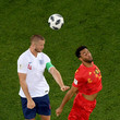 Moussa Dembele England vs. Belgium: Group G - 2018 FIFA World Cup Russia
