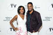Blair Underwood Melissa Haizlip Photos Photo