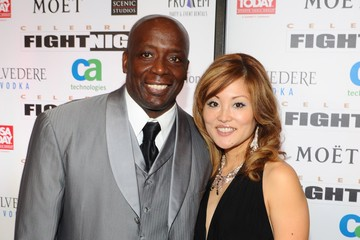 Billy Blanks Muhammad Ali's Celebrity Fight Night XIII - Red Carpet