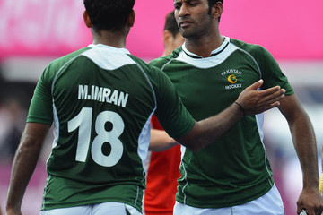 Muhammad Irfan Olympics Day 13 - Hockey