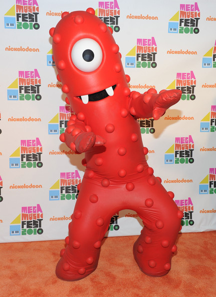 Yo Gabba Gabba Halloween Costume DIY | Jenallyson - The ...