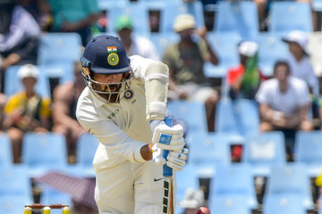 Murali Vijay South Africa v India - 2nd Test, Day 2