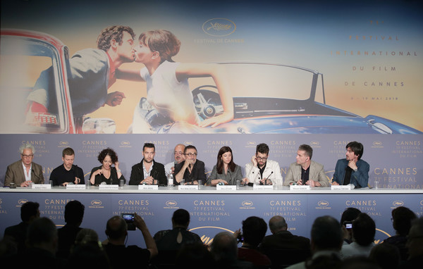 'Ahlat Agaci' Press Conference - The 71st Annual Cannes Film Festival