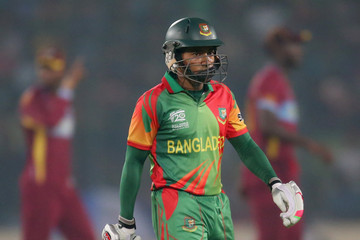 Mushfiqur Rahim Bangladesh v West Indies