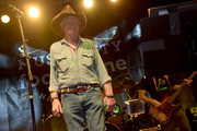 Billy Joe Shaver performs onstage at the Music City Food + Wine Festival Harvest Night Presented By Infiniti on September 20, 2014 in Nashville, Tennessee.