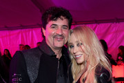 Founder of Big Machine Records Scott Borchetta and Senior Vice President of Creative at Big Machine Records Sandi Spika Borchetta attend Off The Record High End Fashion event on November 1, 2015 in Nashville, Tennessee. Featuring national designers John Varvatos, Gucci, Johnathan Kayne among others with artists Old Dominion, Maren Morris, Phil Vassar, Big Kenny, and more. Produced by Neste Event Marketing/EntertainmentBuy's Gil and Liz Cunningham, coordinated by Jessica Beattie with celebrity stylist Christiev Alphin.