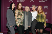 """""""Music And Storytelling"""" Panel, Hosted By The Los Angeles Times At The Audible Speakeasy - 2020 Sundance Film Festival"""