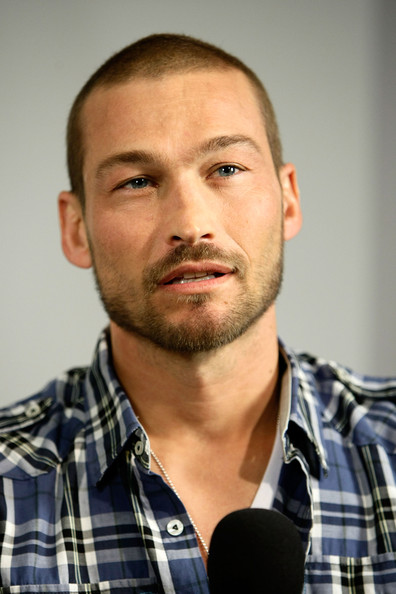 Andy Whitfield - Images