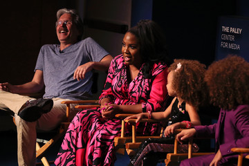 Mykal-Michelle Harris The Paley Center For Media's 2019 PaleyFest Fall TV Previews - ABC - Inside