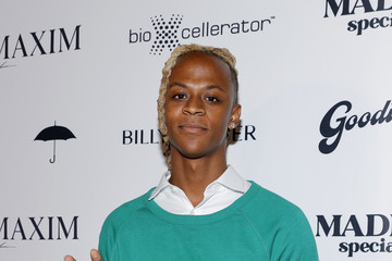 Myles O'Neal MADE Special Hosts Maxim Hot 100 Event Celebrating Teyana Taylor - Red Carpet