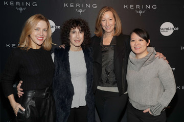 Mynette Louie Women in Motion Talk, Presented by Kering, at The Sundance Film Festival