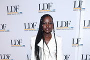 Lupita Nyong'o attends the NAACP LDF 33rd National Equal Justice Awards Dinner at Cipriani 42nd Street on November 07, 2019 in New York City.