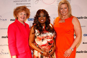Chief Operating Officer Patricia A. Driscoll, Star Jones and Emme attend NAPW 2014 Conference - Day 2 on April 25, 2014 in New York City.