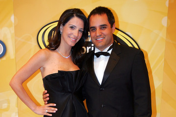Connie Montoya NASCAR Sprint Cup Series Awards Red Carpet