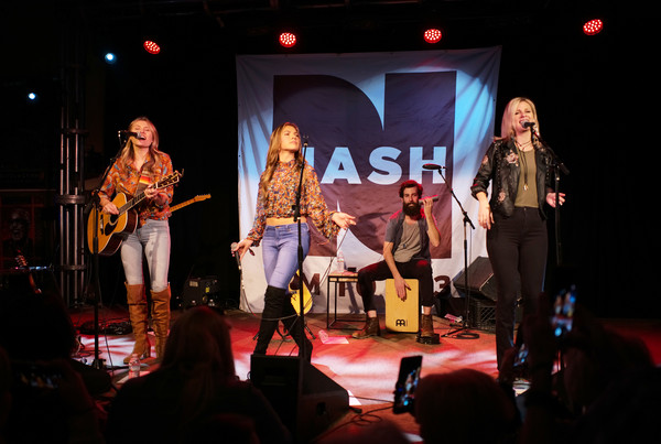 NASH FM 103.3 Rhythm And Boots Featuring Runaway June With Jessie Ritter & Julia Cole