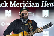 Randy Houser performs during NASH FM 94.7's Up Close And Country at Hackensack Meridian Health Stage 17 on January 15, 2019 in New York City.