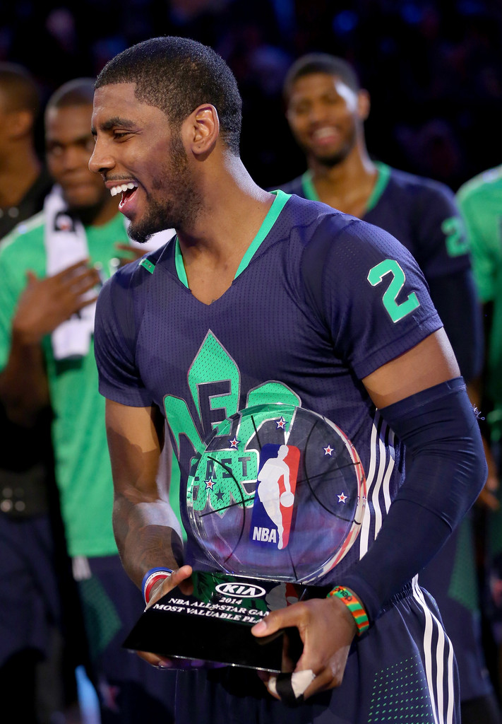 pretty nice 6a01c 6ba3f Kyrie Irving Photos - NBA All-Star Game 2014 - 2098 of 2397 ...