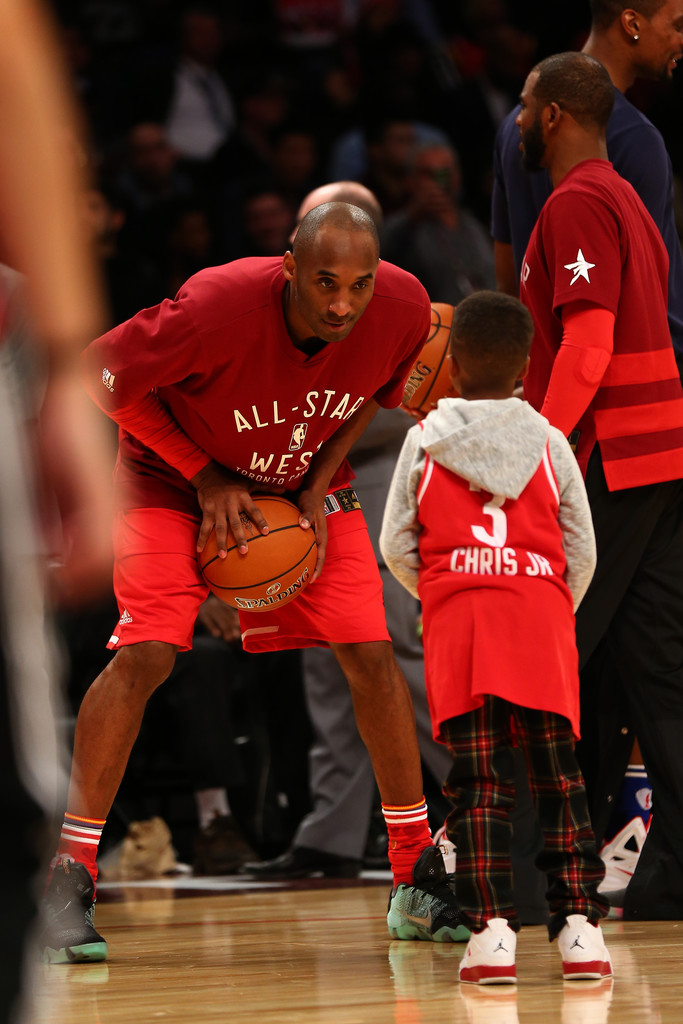 NBA All-Star Game starters: Kob Bryant, Stephen Curry top ...