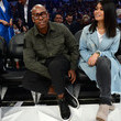 Dave Chappelle and Elaine Chappelle Photos