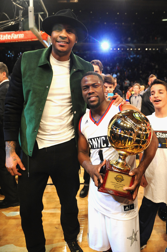 NBA All-Star Weekend: Recapping the Celebrity All-Star Game