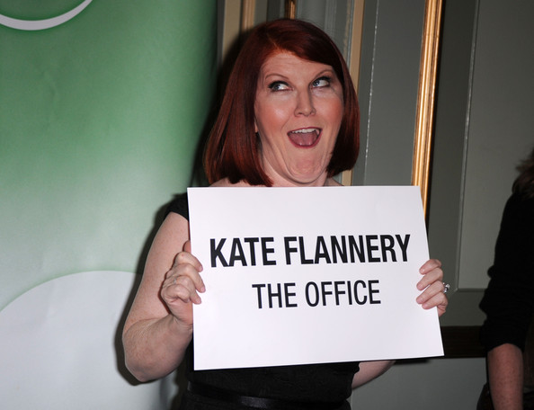 kate flannery family