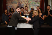 Amy Poehler Michael Schur Photos Photo