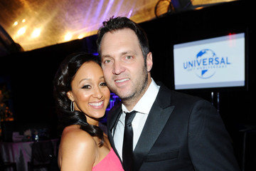 Tamera Mowry-Housley NBCUniversal's 69th Annual Golden Globes Viewing And After Party Sponsored By Chrysler And Hilton - Inside