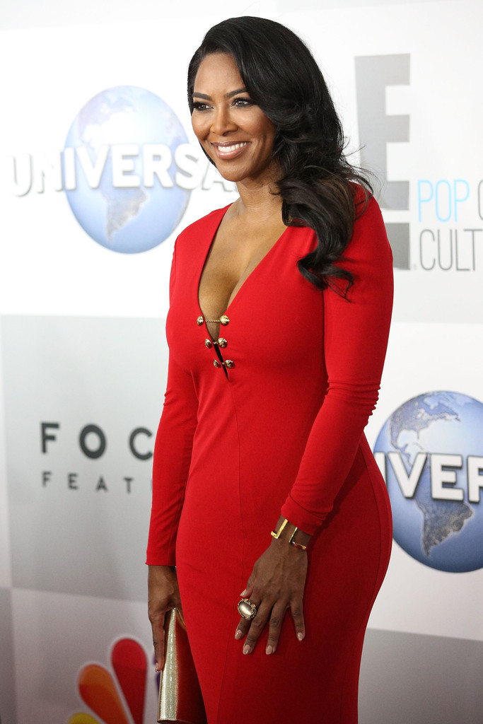 Kenya Moore Photos Photos Nbcuniversal S 72nd Annual