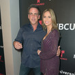 Jessica Carrillo and Carlos Ponce