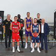 Andrew Gaze and Larry Kestelman Photos